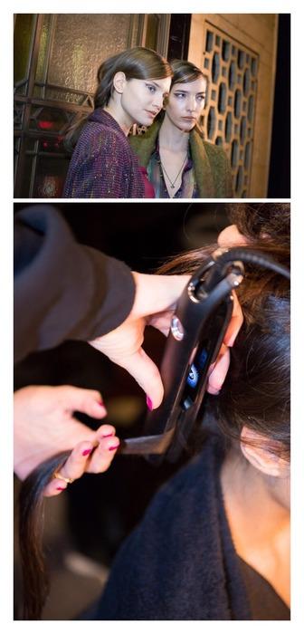 夾直頭髮時,力道一定要輕而緩。而夾捲頭髮前最好再搭配捲度加強造型劑,捲度會更持久明顯。此為歐美時尚圈最夯、被喻為美髮器界中「頂級房車」的ghd eclipse造型夾。