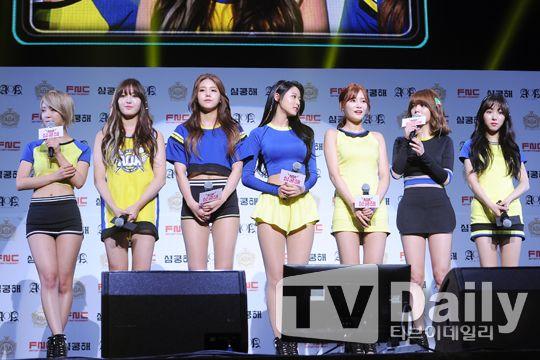登上大勢女團的AOA,這個夏天也已火辣運動員登場,韓國女團一個比一個穿著清涼,事前的除毛美體功夫可不能少。(圖/韓星網)