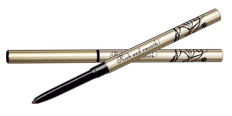 INTEGRATE 甜美色線 濃密筆型眼線膠,#BR610,280元
