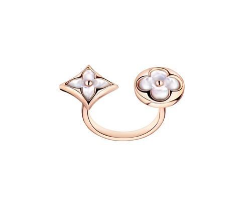 Blossom BB戒指,123,000元。