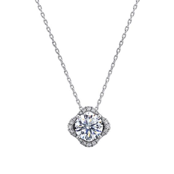 Timeless永恆系列,美鑽耳環,396,000元起。