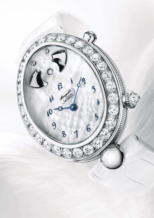 Breguet Reine de Naples 8978 和平鴿小自鳴腕錶