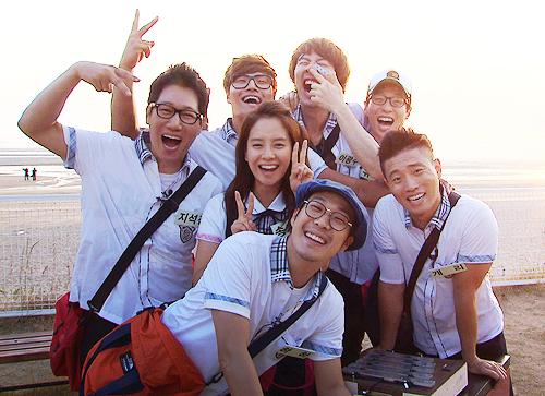 韓版《running man成員》,除了效果、成員間的好感情也是一大賣點。