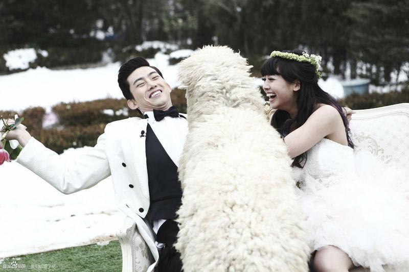 《我們結婚了》國際版,鬼澤夫婦。