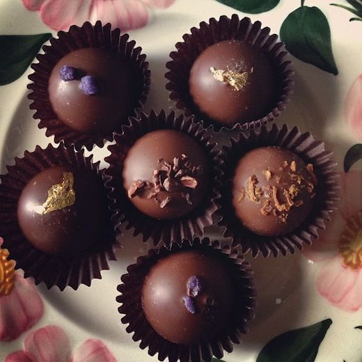 不知道大家有沒有勇氣嘗試有辣椒味道的巧克力呢?