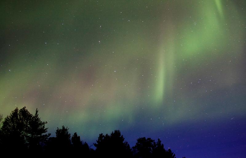 看極光除了芬蘭,挪威也是一個不錯的選擇!
