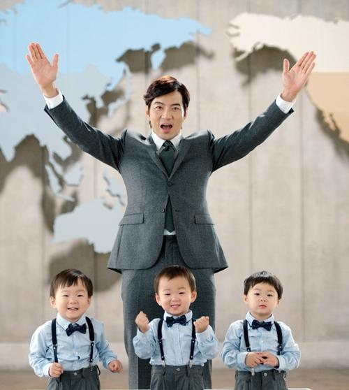 一起唱:大韓、民國、萬歲!