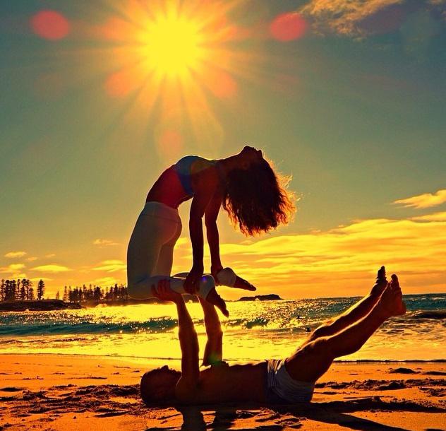 平衡訓練能夠增強下盤肌群,達到助性功能。