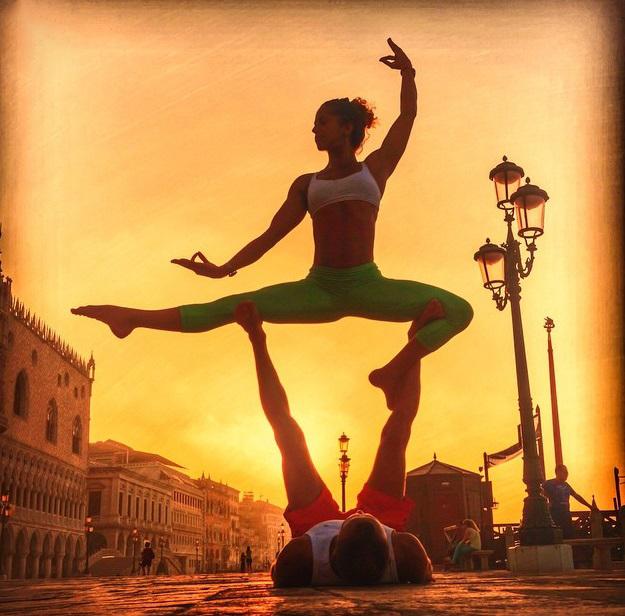 瑜珈是不是和中國功夫有些相似之處?