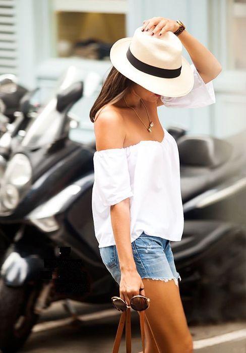 想提升女人味?妳該學學時尚名人的露肩小心機