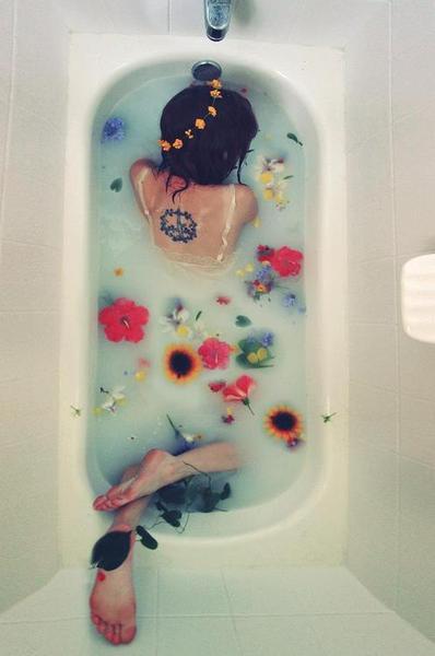 特別喜歡在冬天泡澡的人,一定要試試看泡個精油澡。