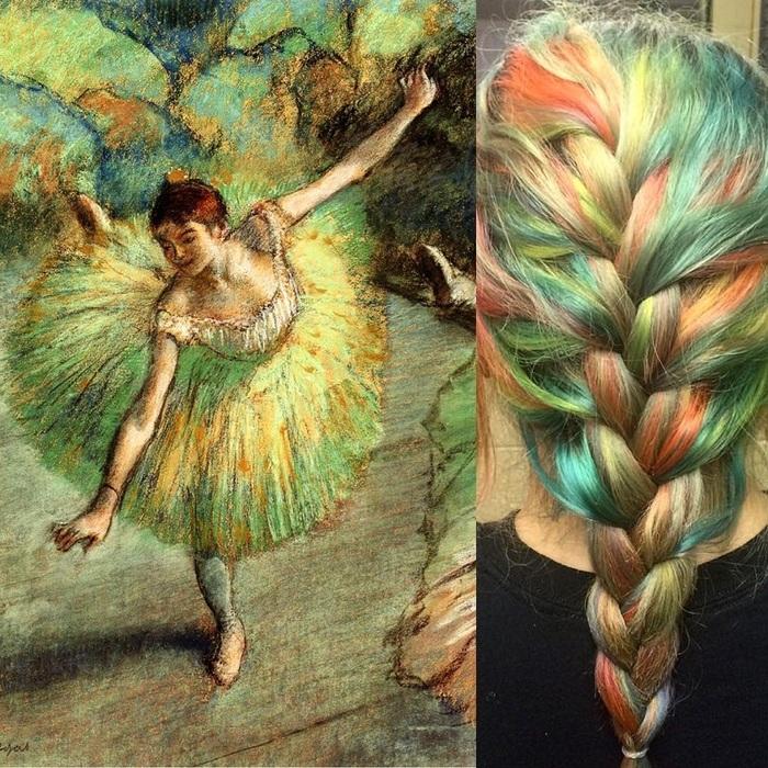 Edgar Degas's