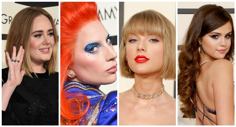 好壞都要說出來!2016 葛萊美獎女星們的髮型總檢討