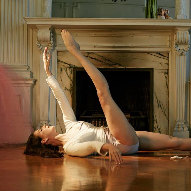Balletbeautiful的創辦人Mary Helen Bowers