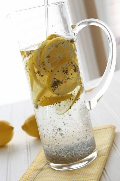 檸檬水能幫助你在不知不覺中達到排毒瘦身的功效