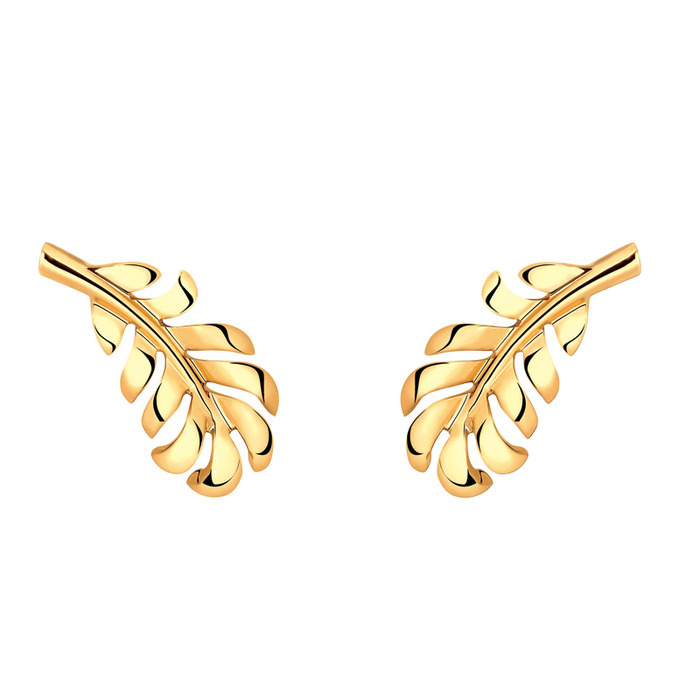 黃K金耳環, 112,000元