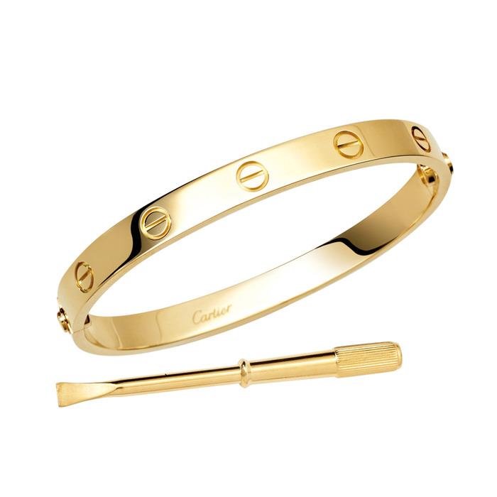 黃K金手環, 203,000