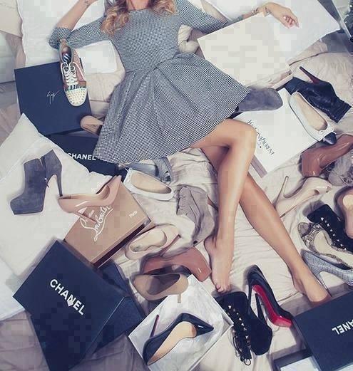 Shopping是一種生活需求與休閒,更是女人們的愛好與天賦