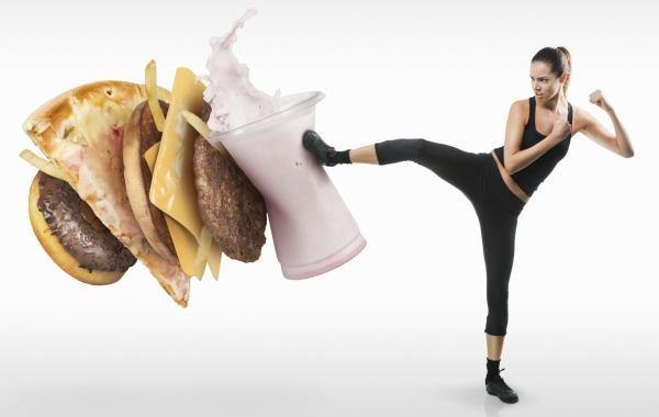 想要自然瘦-八種食物小心選擇