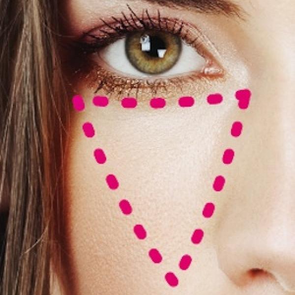 如何正確遮黑眼圈?