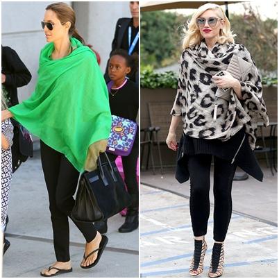 安潔莉娜裘莉Angelina Jolie、關史蒂芬妮Gwen Stefani