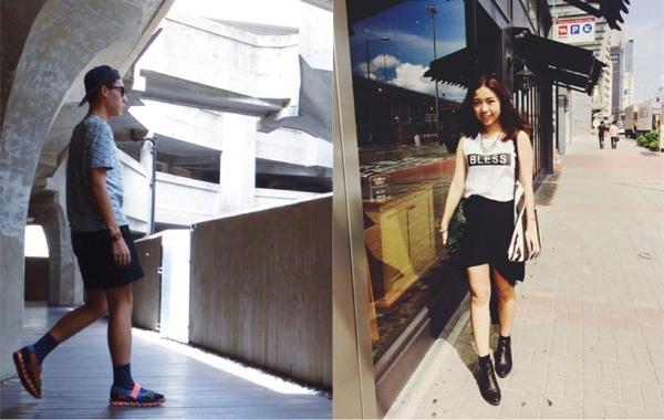 向人氣街拍網站Tickalook取經 5個拍照方式讓你更顯瘦