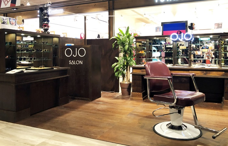 OJO SALON 快閃店