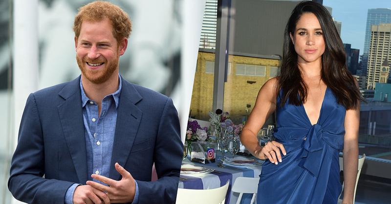 哈利王子與梅根·馬克爾訂婚!最強女友梅根迷人的秘密