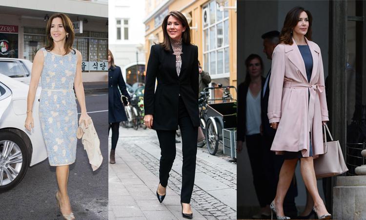 丹麦王妃服装大全照_除了凯特王妃,你更该认识的三位气质与打扮都兼备的王妃
