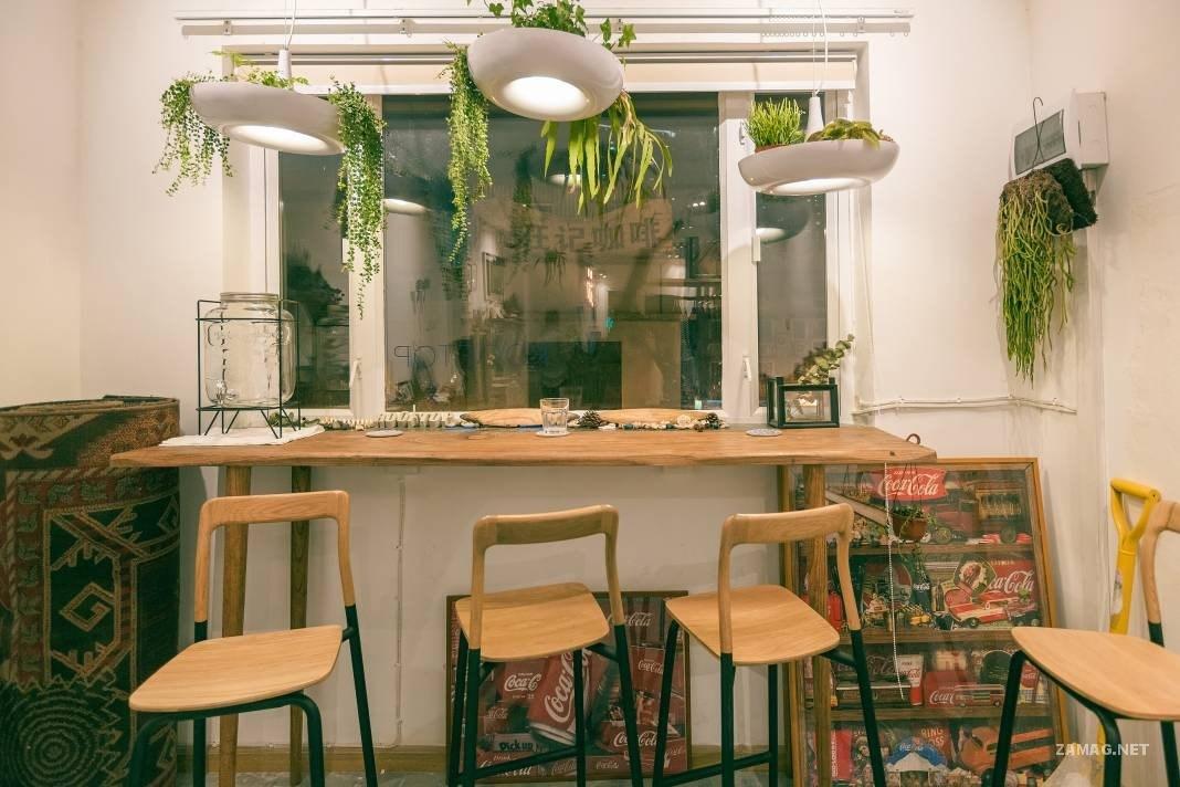 夢想中的精品設計咖啡館