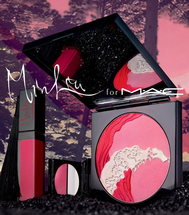 當彩妝遇見東方美 M.A.C以明亮豔紅演繹現代與復古魅力